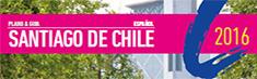 Neuer Stadtplan Santiago 2016
