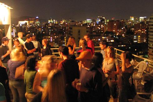 Clubs und diskotheken in santiago de chile for Marmolerias en santiago de chile